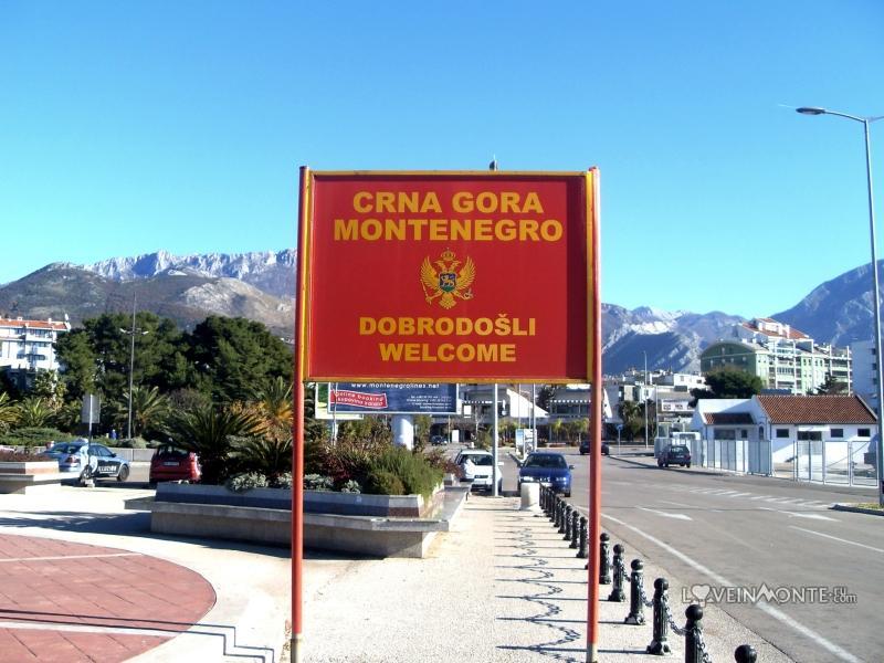 Добро пожаловать в Черногорию