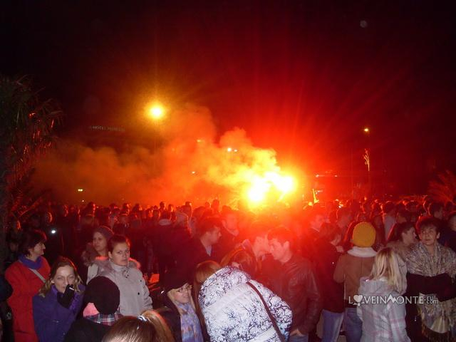 Старый Новый Год в Баре