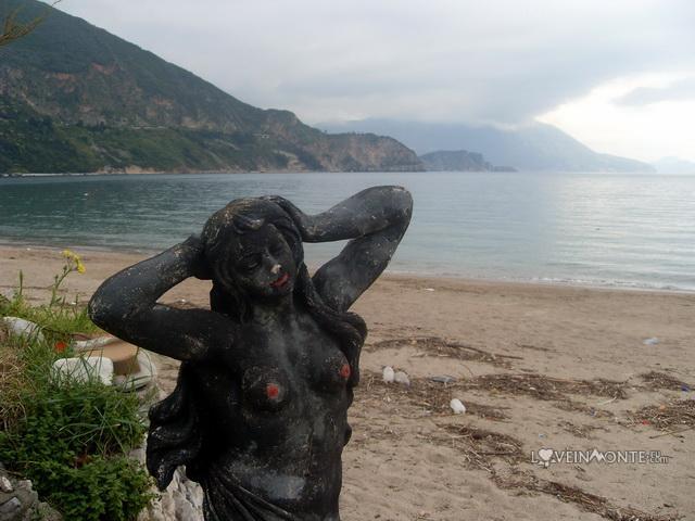 Русалка пляж Яз