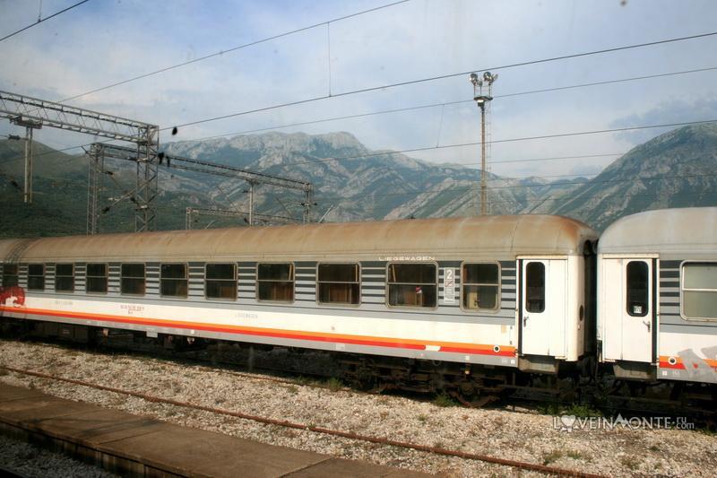 Поезд москва подгорица расписание