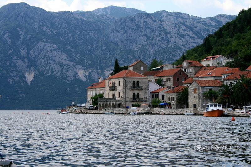 Пераст Черногория