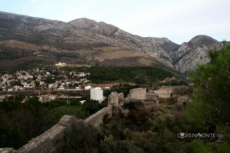 Крепость Хай Черногория