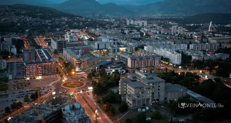 Погода в Подгорице Черногория