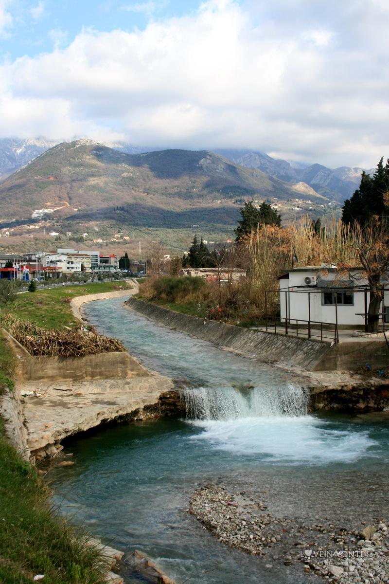 Весна в Баре Черногория