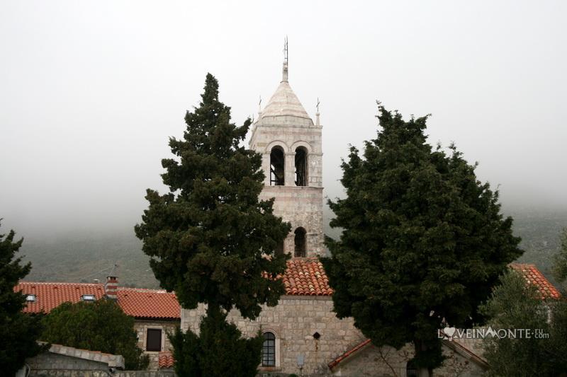 Монастырь в Режевичах Черногория