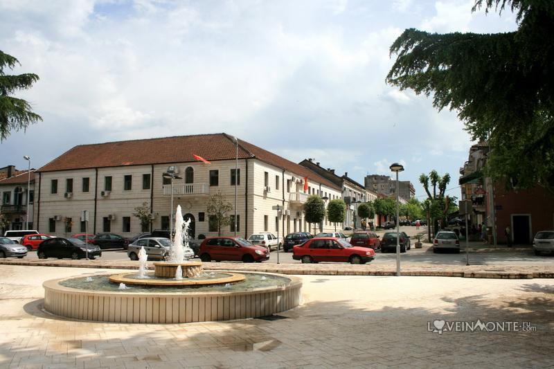 Даниловград в Черногории