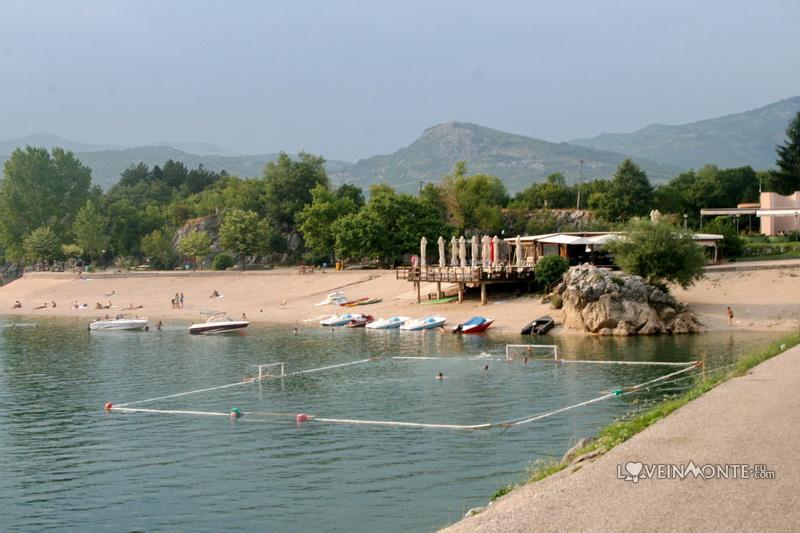 Озеро Крупач, Никшич