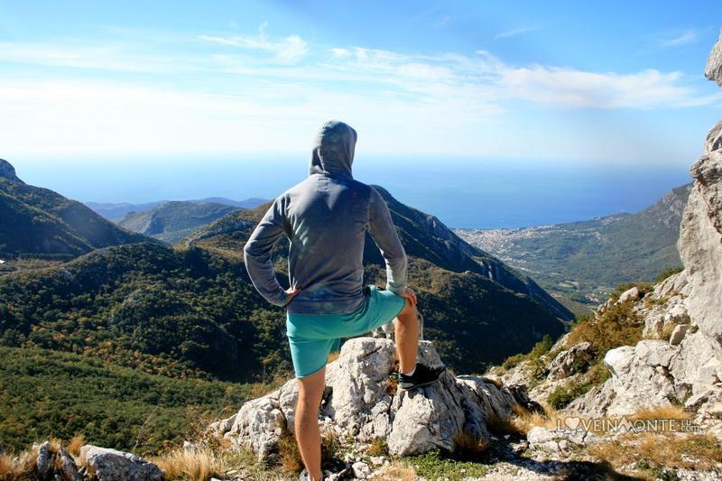 Горы над Баром, Черногория
