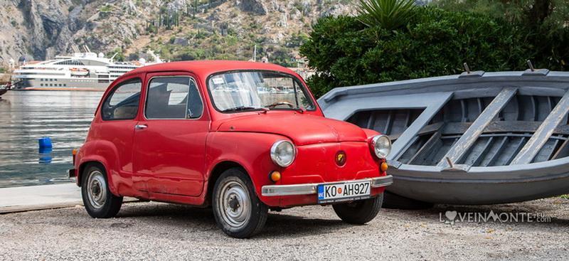 Покупка машины в Черногории