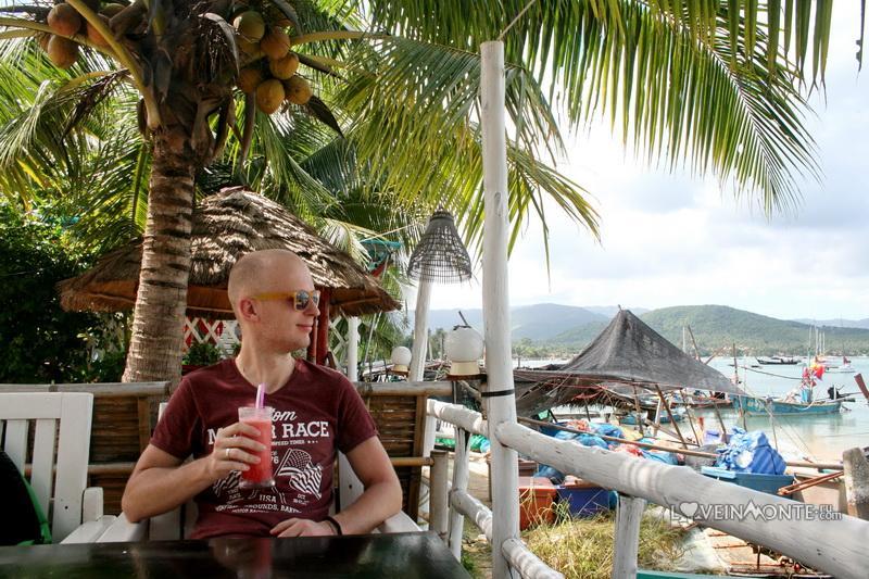 Пляж Банг Рак, Самуи
