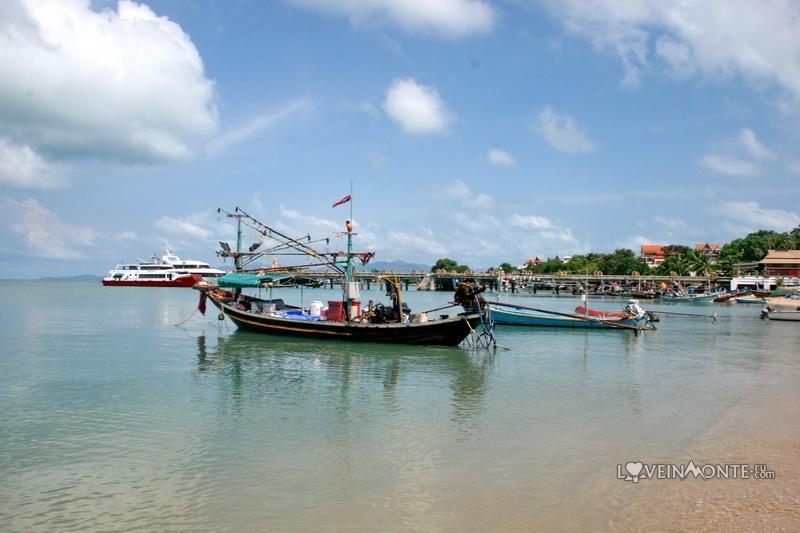 Пляж Банг Рак