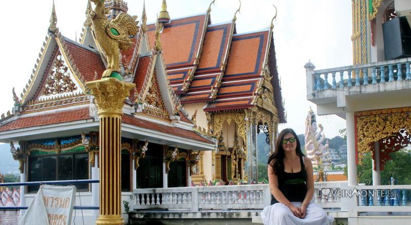 Храм Ват Плай Лаем, Самуи