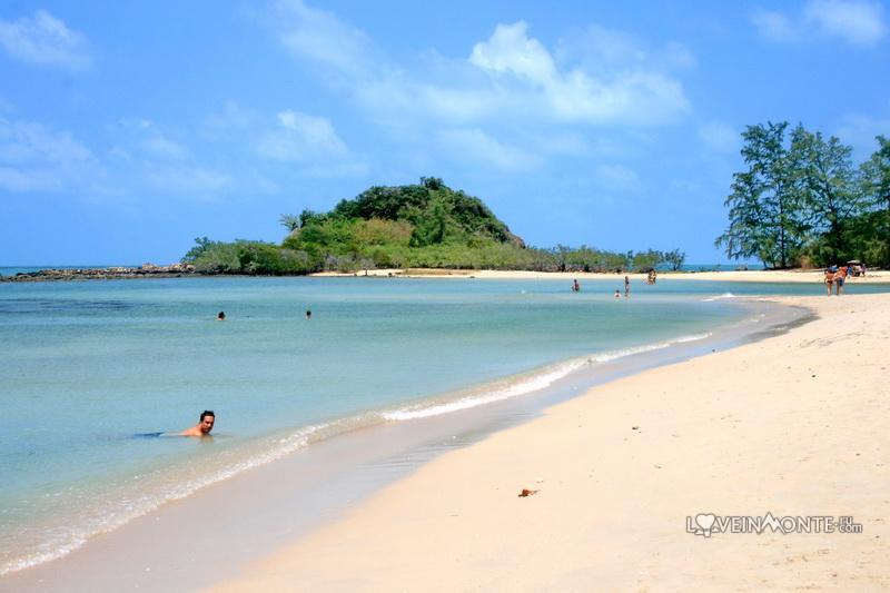 Пляж Чонг Мон, Самуи