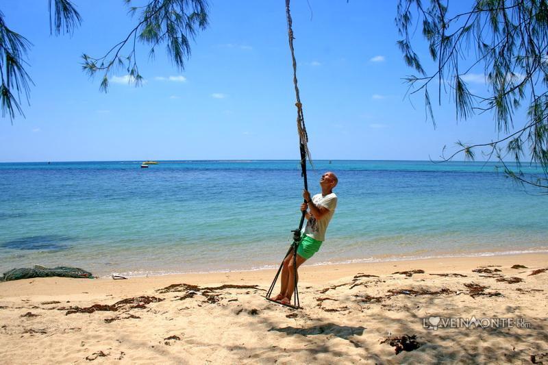Пляж на Самуи Хуа Танон