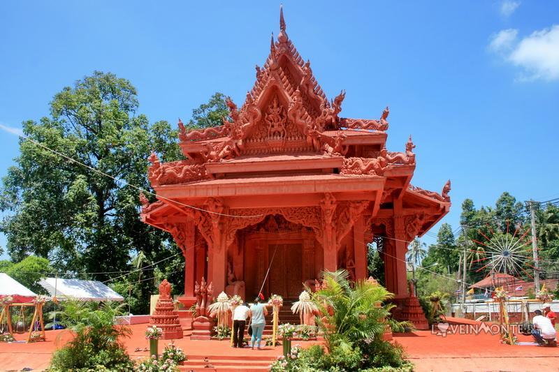 Храм Сила Нгу, Самуи