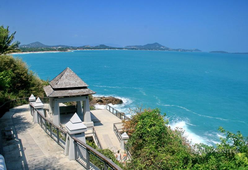 Смотровая площадка Lad Koh на острове Самуи