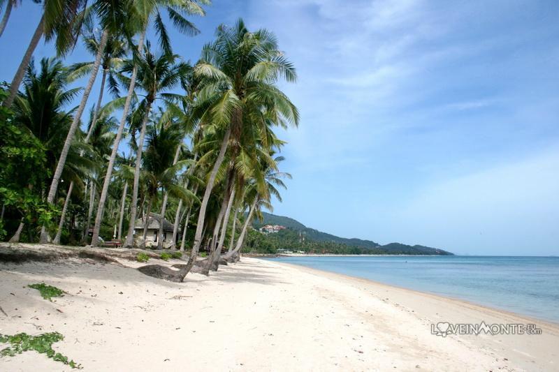 Пляж Бантай на Самуи