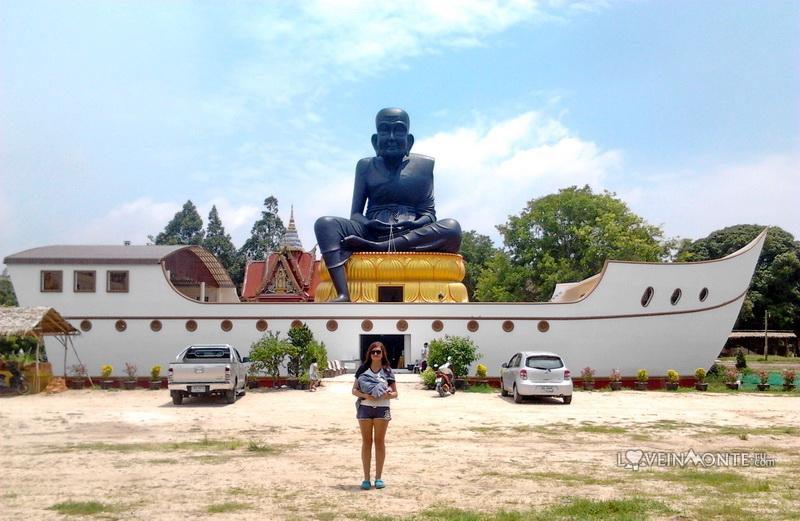 Храм Wat Bo Phut Tharam на Самуи