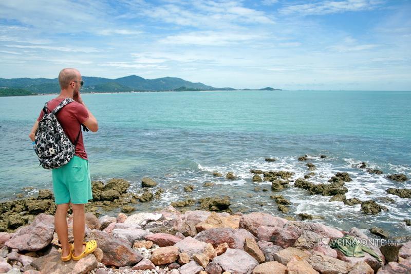 Сиамский залив остров Самуи