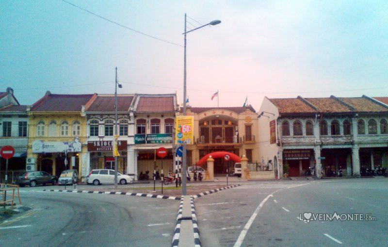 Джорджтаун, Малайзия