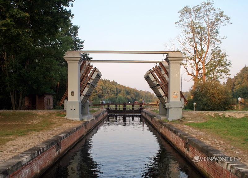 Августовский канал Гродно