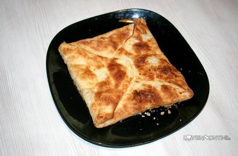 Грузинский хачапури