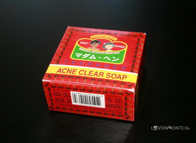 Madame Heng Anti Acne