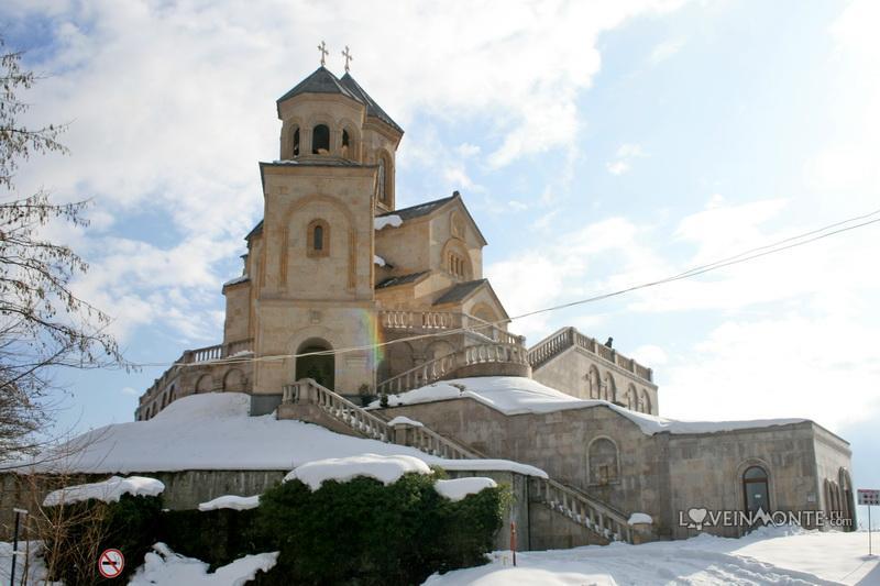 Церковь Самеба а Батуми