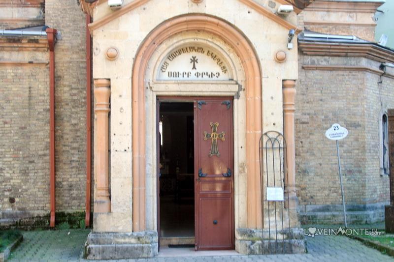 Армянская церковь в Батуми