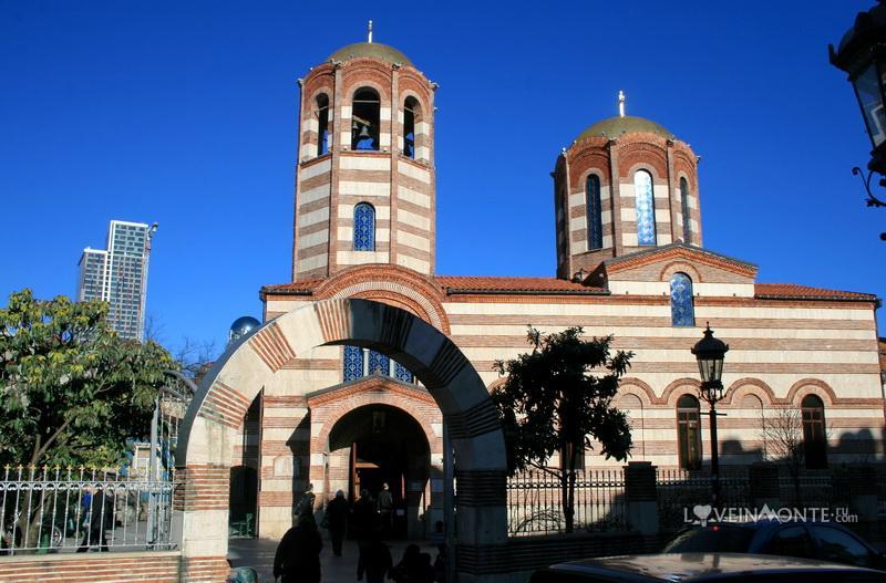 Церковь святого Николая в Батуми