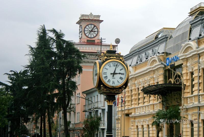 Время в Грузии