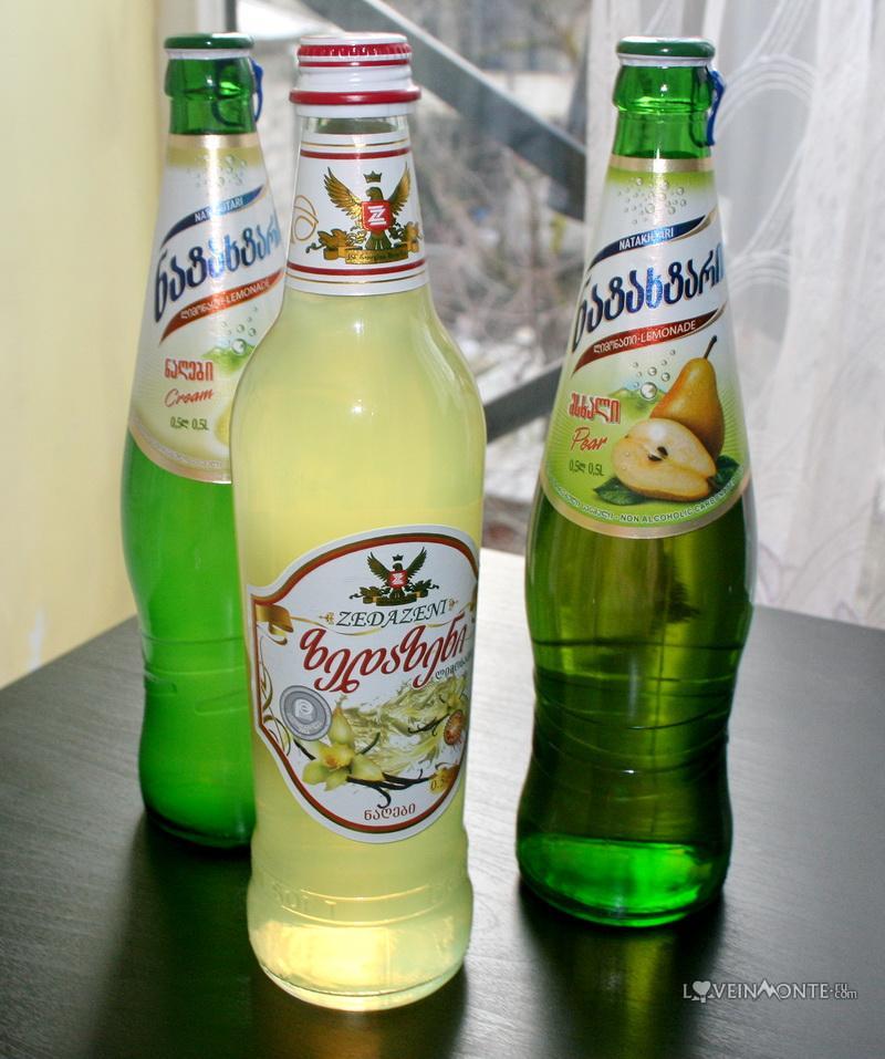 Грузинские лимонады