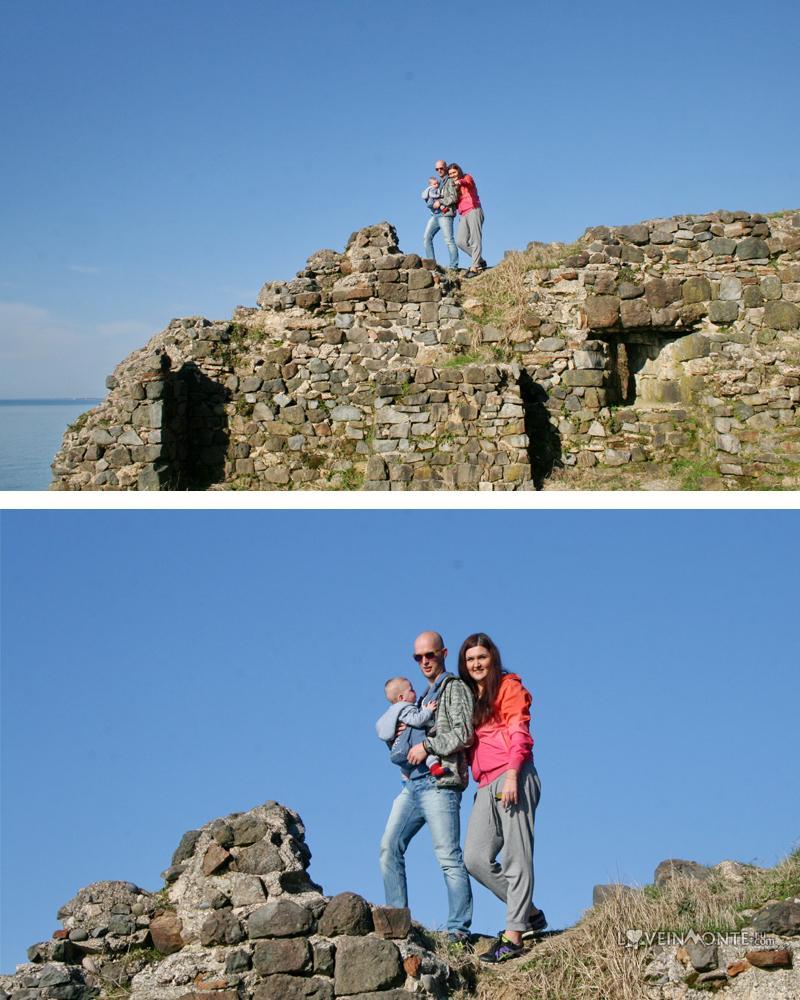 Крепость Петра в Аджарии