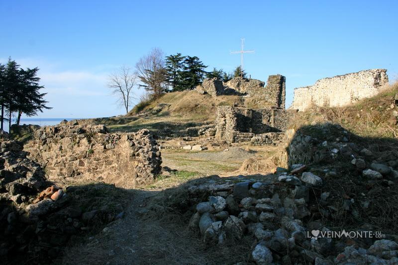 Крепость Петра возле Батуми