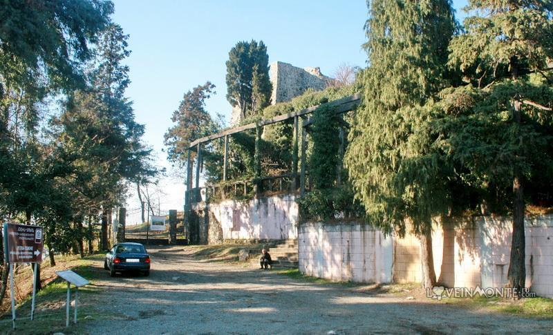 Как добраться до крепости Петра между Батуми и Кобулети