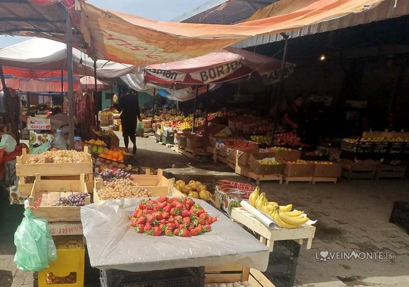 Рынок в Батуми