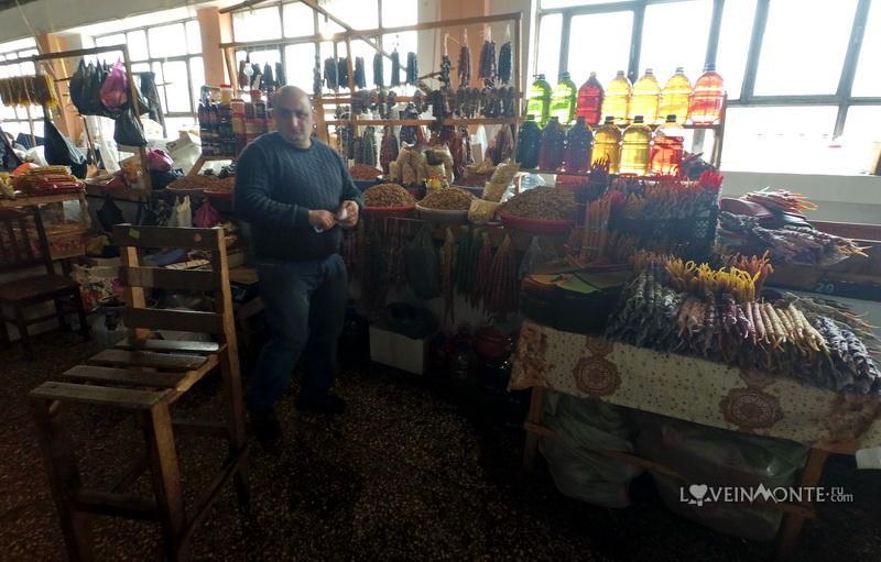Рынок Бони в Батуми