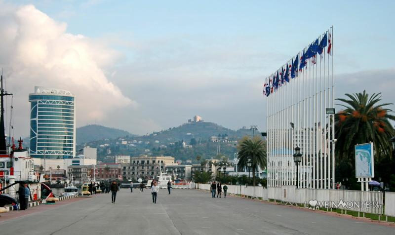 Почта в Грузии