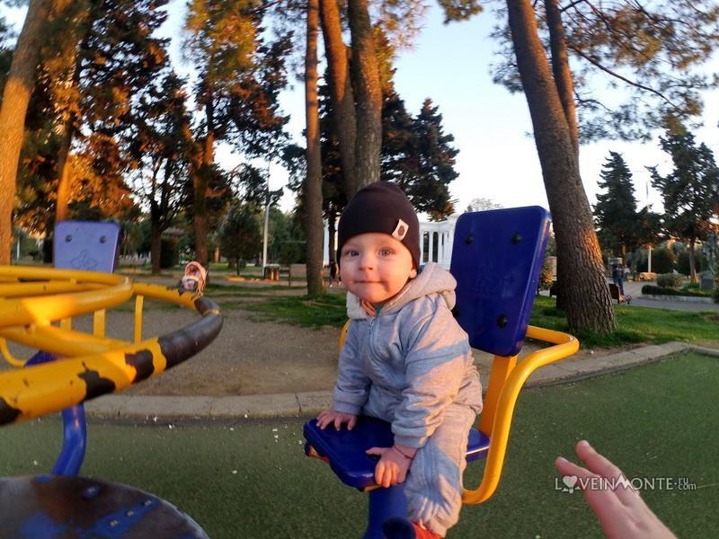 Детские площадки в Батуми