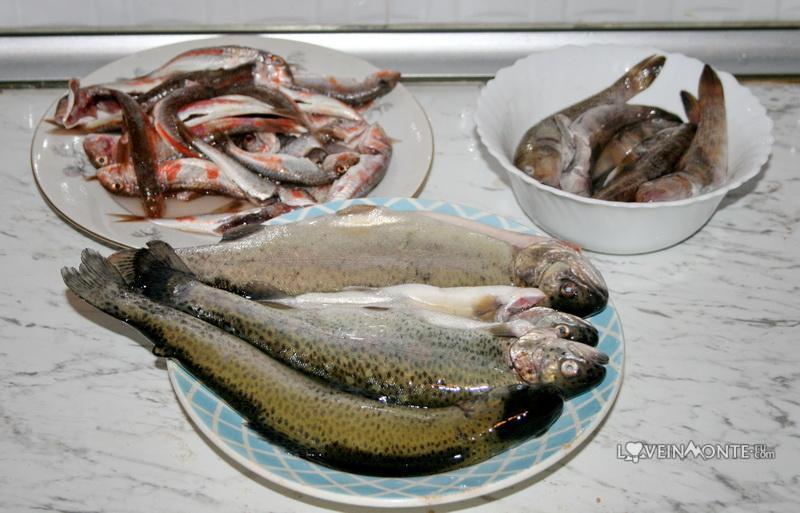 Рыба в Батуми