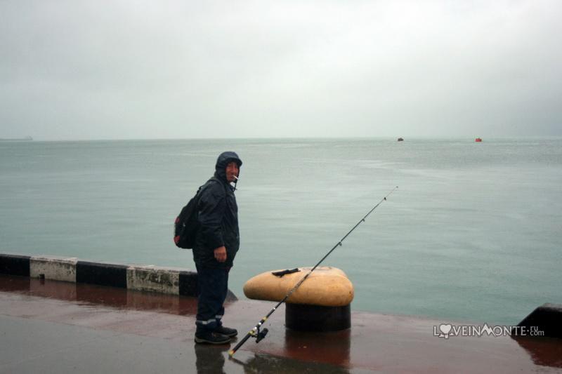 Батуми в дождь