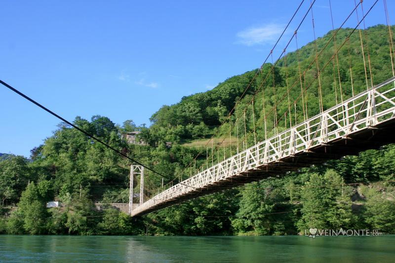 Мост в Мирвети