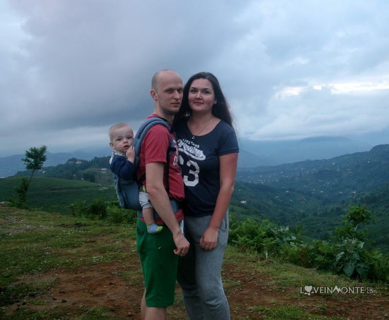 Горы над Гонио