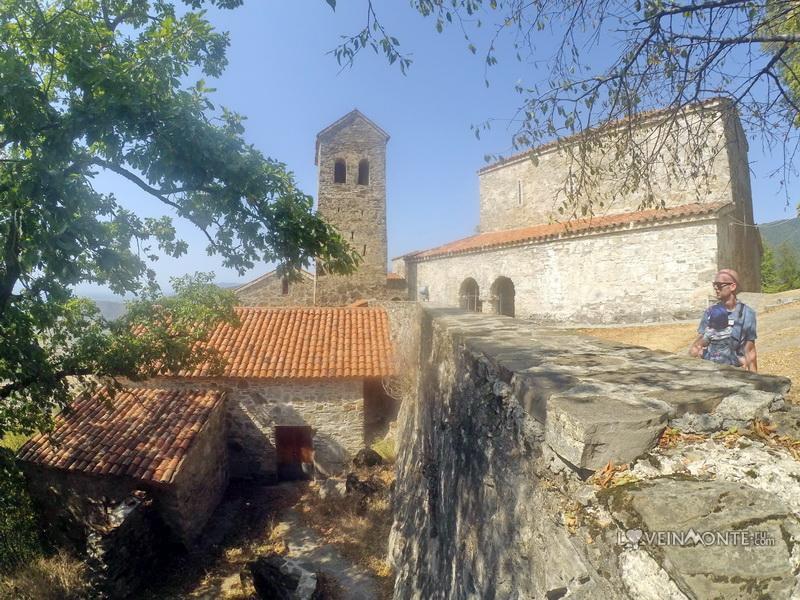 Монастырь Некреси в Грузии