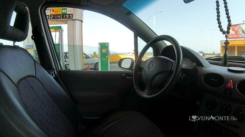 Цены на бензин в Грузии