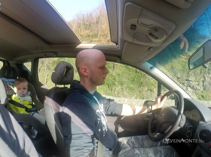 По Аджарии на машине