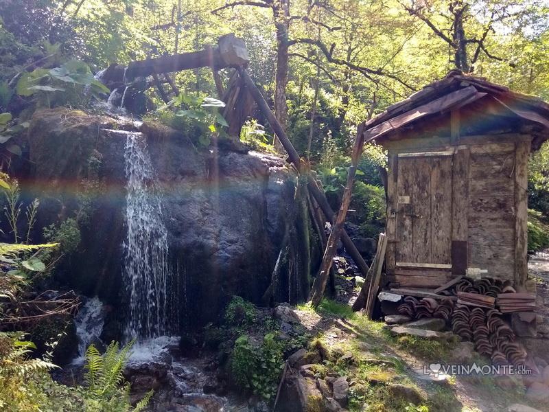 Водяная мельница в Грузии