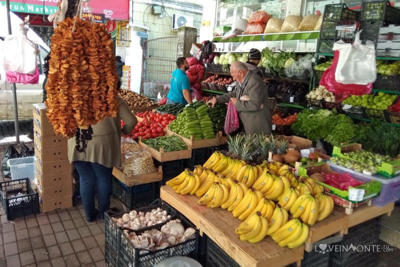 Цены на продукты в Батуми