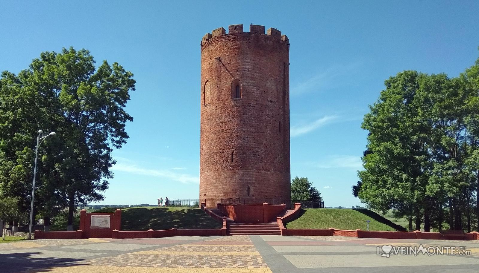 Белая Вежа в Каменце