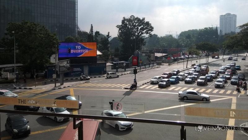 Отзыв о Grab Taxi в Куала-Лумпуре